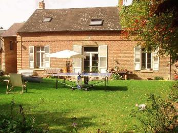 Vakantiehuis Frankrijk Beauval, Noord-Frankrijk