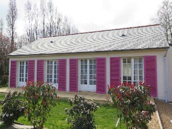 Vakantiehuis Frankrijk Saint-Aubin-des-Chateaux, Loire-streek