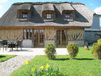 Vakantiehuis Frankrijk Beuzeville, Normandië
