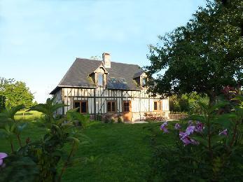 Vakantiehuis Frankrijk Manneville la Raoult, Normandië