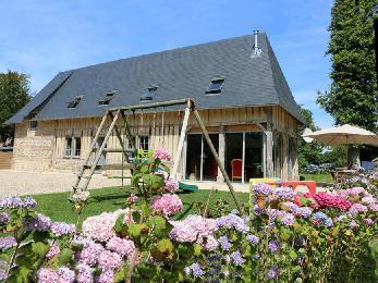 Vakantiehuis Frankrijk Ingouville sur Mer, Normandië