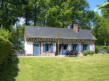 Vakantiehuis Frankrijk Ermenouville, Normandië