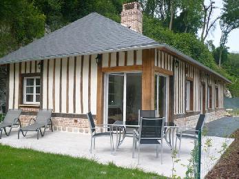 Vakantiehuis Frankrijk Les Petites Dalles, Normandië
