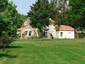 Vakantiehuis Frankrijk Bourneau, Loire-streek
