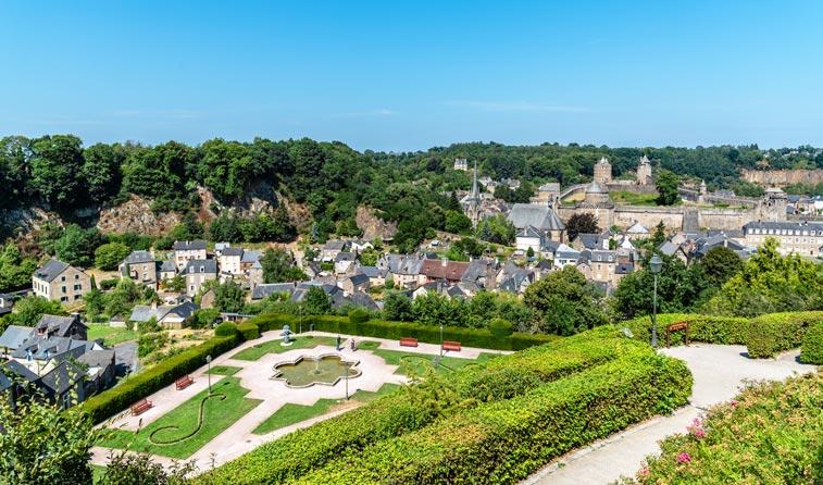 hogyan fogyhatott le Bretagne