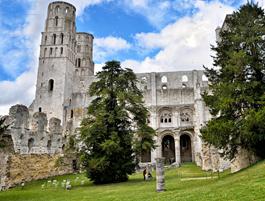 abdij bij Jumièges