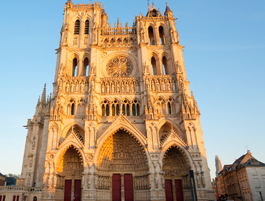 Kathedraal Notre Dame in Amiens