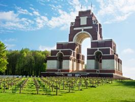 Thiepval Memorial WOI