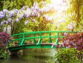 Giverny - tuinen van Monet