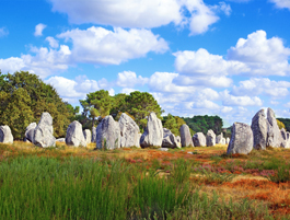 Menhirs in Carnac